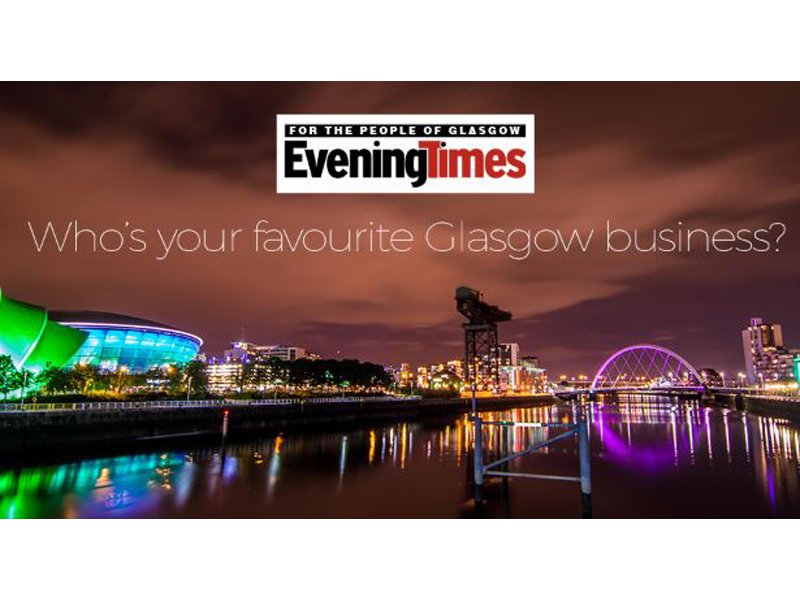 Image for : Vote now for Glasgow's Favourite Business